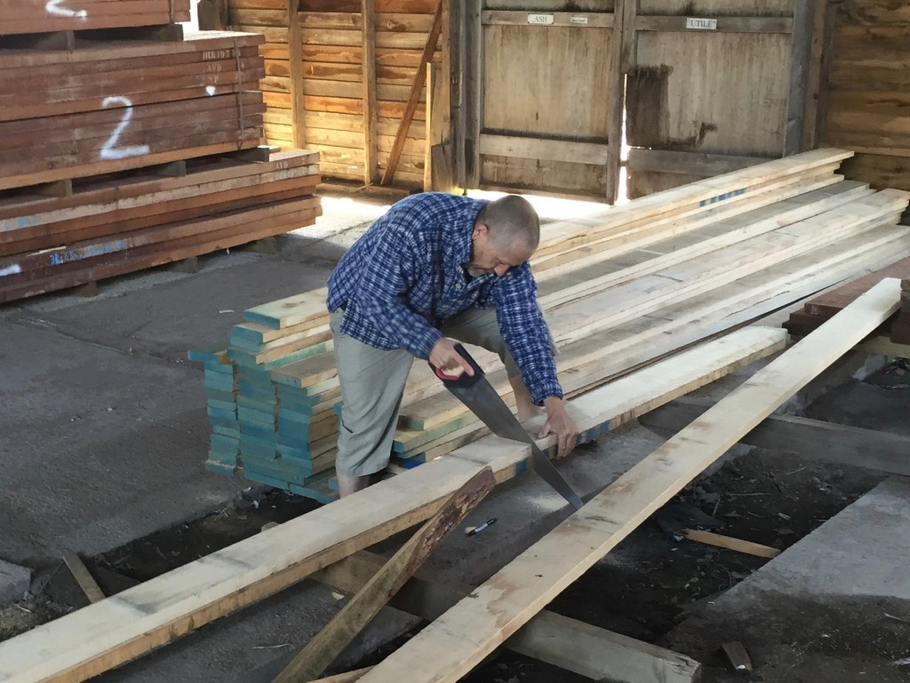 Shaft-Cutting-Planks